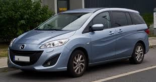 MAZDA 5.  7 SEATS OR SIMILAR